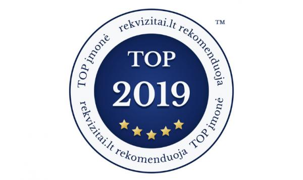 Kvartalo vystytojai UAB Force Palace –TOP įmonė 2019